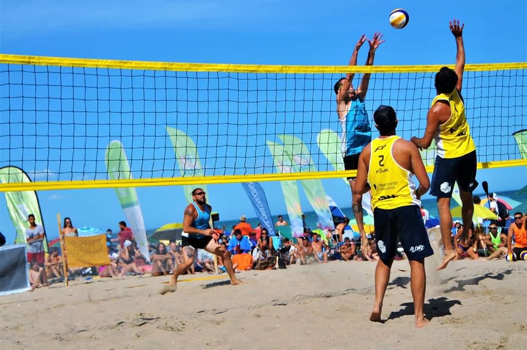 Beach vóley 1 - Deportes