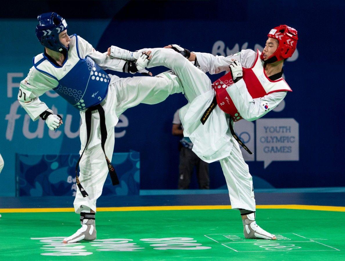 taekwondo - Deportes