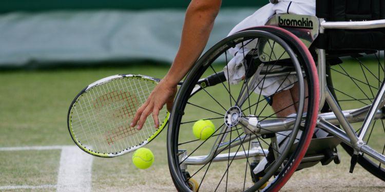 TENIS ADAPTADO - Deportes