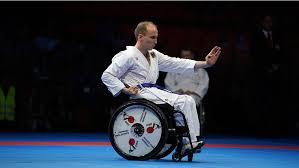 para karate - Deportes