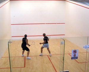 squash 300x244 - Squash court